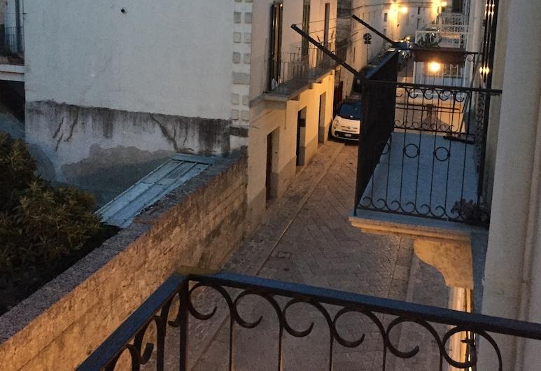 Recinto Antico Sweet Rooms, Matera, Izba typu Executive, výhľad na mesto, Terasa