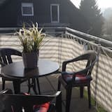 Appartement Exclusif, balcon, vue montagne (Cleaning Fee Included) - Terrasse/Patio