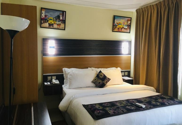 斯通賽德公寓飯店, 拉各斯, 標準客房, 客房