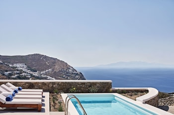 Foto Katikies Villas Mykonos-The Leading Hotels of the World di Mykonos