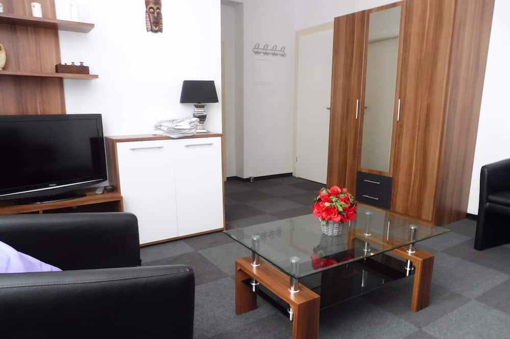 Studijas tipa numurs (incl. cleaning fee 35 EUR) - Dzīvojamā zona