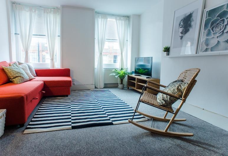 Baker Street Apartments by Allô Housing, Londen, Appartement, Woonkamer