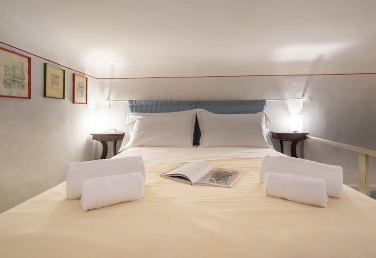 Vellutini, Florencija, Apartamentai su patogumais, 1 miegamasis, Kambarys