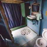 Bendrabutis, mišrus bendrabutis, bendras vonios kambarys (4 Bunk Beds, 8 People) - Vonios kambario patogumai