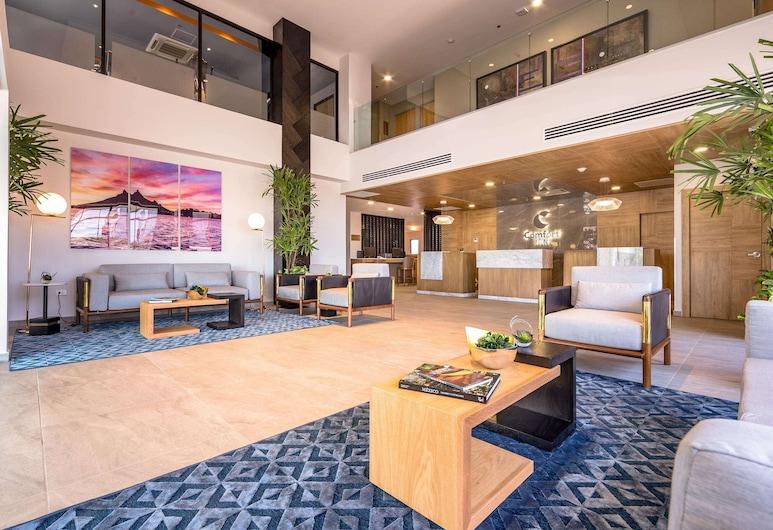 Comfort Inn Hermosillo Aeropuerto, Hermosillo, Lobby