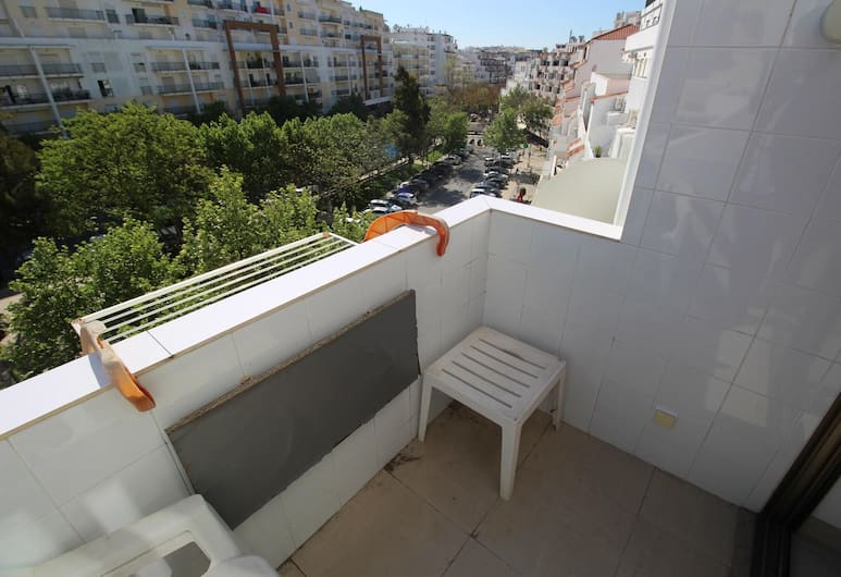 Studio in Albufeira, With Furnished Balcony and Wifi, Albufeira, Balkón