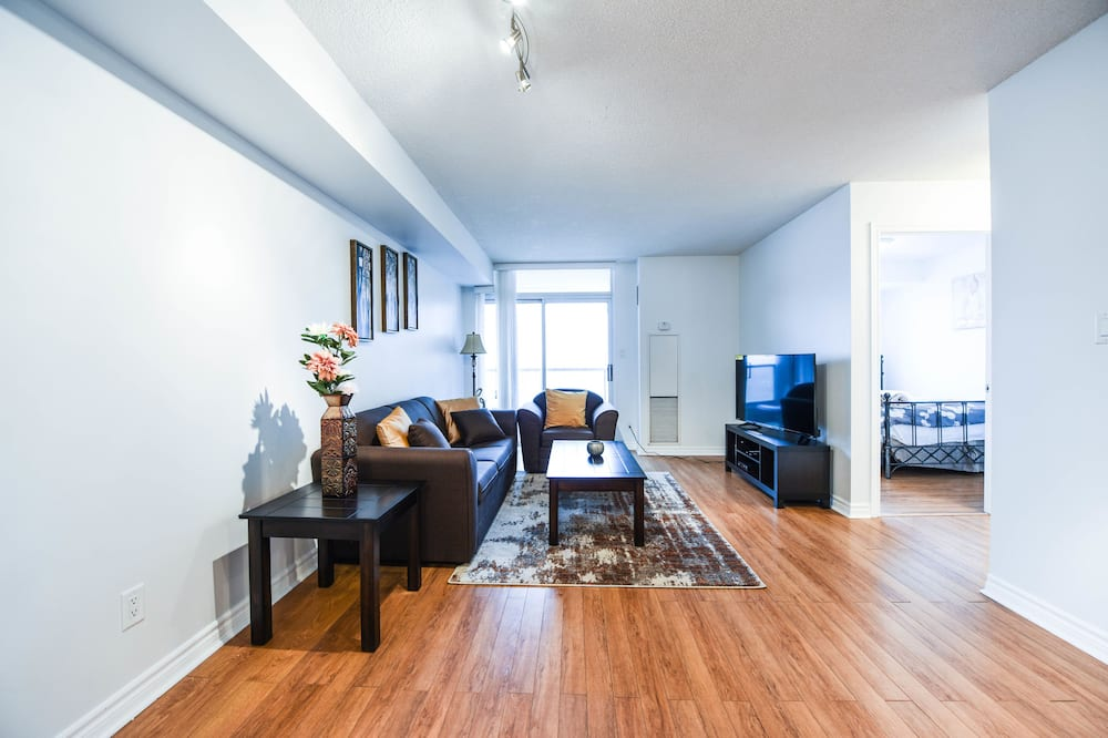 Luxusní soukromý byt, více lůžek - Obývací prostor