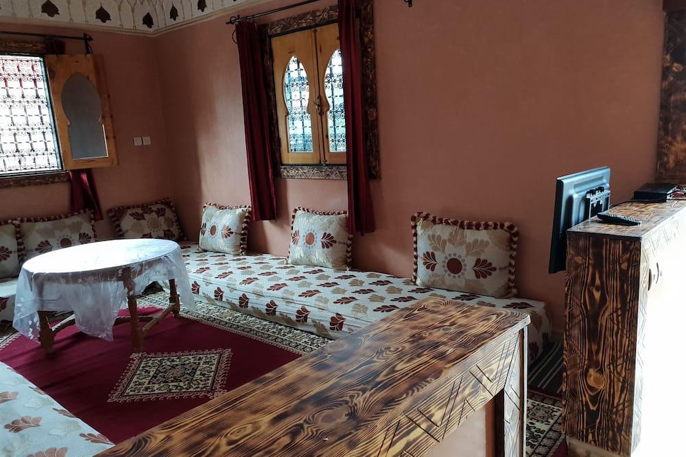Camera doppia, 1 camera da letto - Area soggiorno
