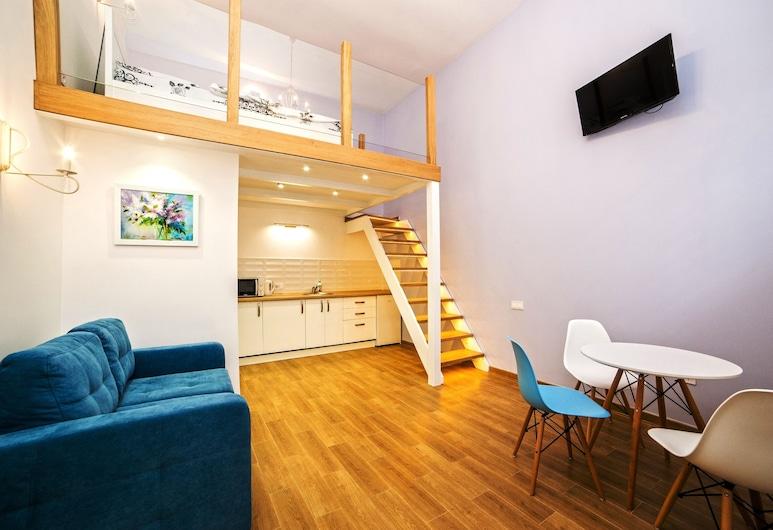 Apartments 1 min to Opera House, Lviv