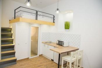 Lviv bölgesindeki Smart Apartments near Opera House resmi