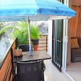 Lägenhet - icke-rökare - Balkong