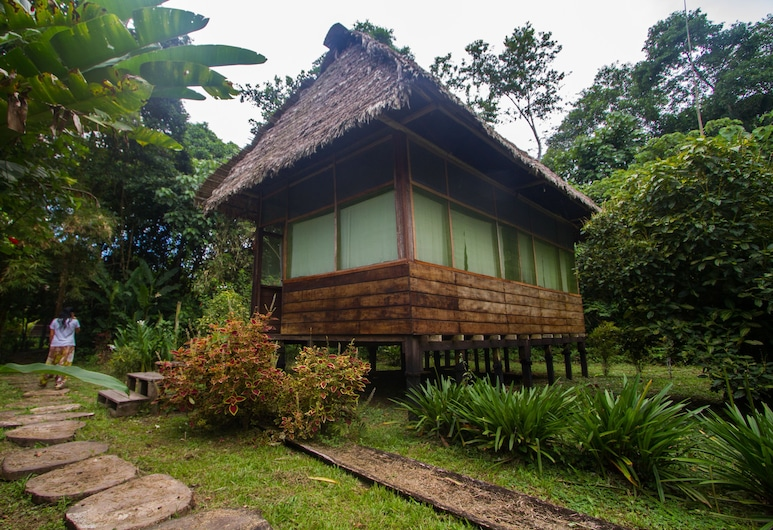Inotawa Expeditions Amazon House, Tambopata, Romantic Bungalow, 1 Queen Bed, Garden View, Guest Room