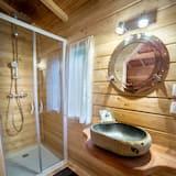 Puumaja - Kylpyhuone