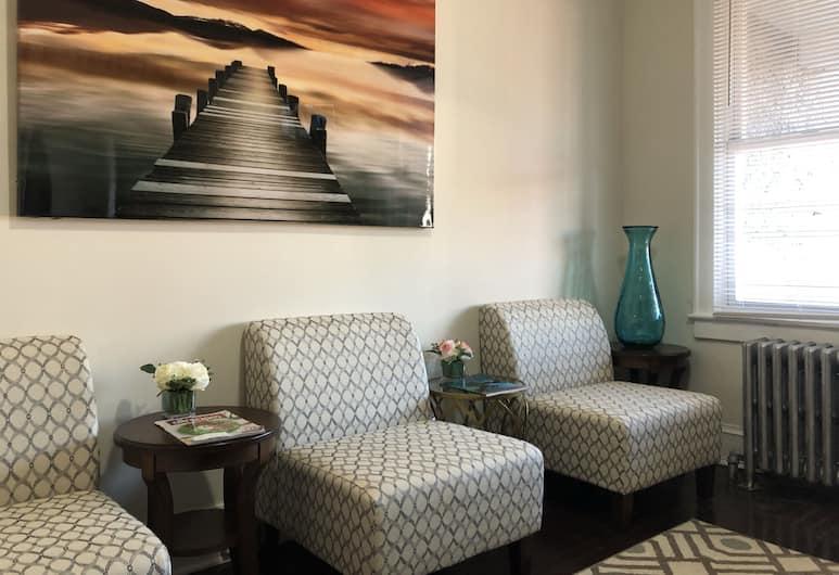 Hostel Comfort Zone, Washington, Oppholdsområde