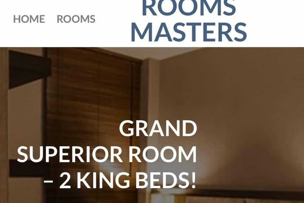 Deluxe Room, 1 King Bed - Extra beds