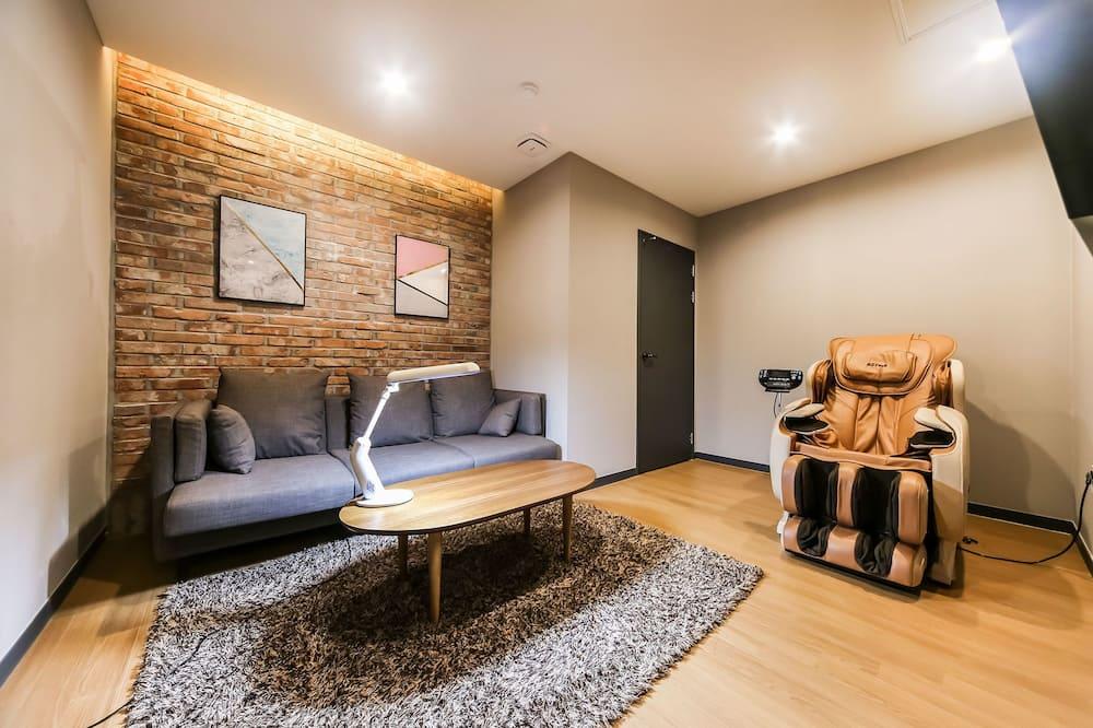 Suite familiar, Varias camas - Sala de estar