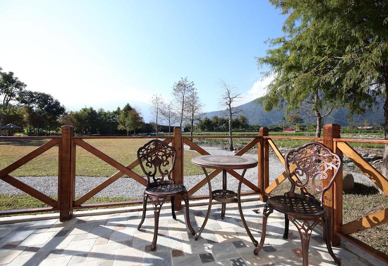 Serrado Manor, Ji'an, Habitación doble superior, Terraza o patio