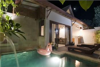 Selline näeb välja Ke Rensia Private Pool Villas, Gili Air