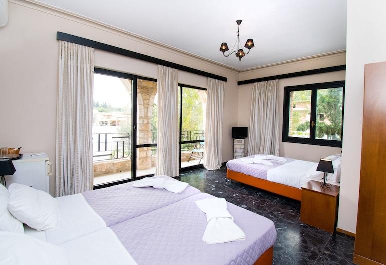Stone Palace, Spata-Artemida, apartman, terasz, Vendégszoba