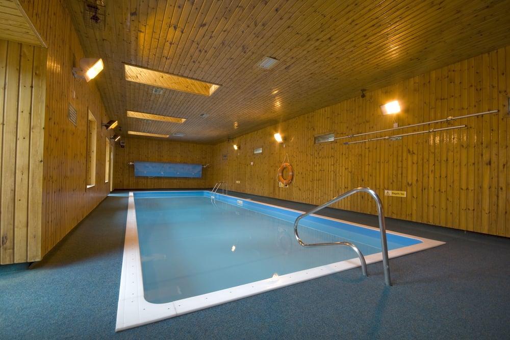 平房, 2 間臥室, 庭園景 - 室內泳池