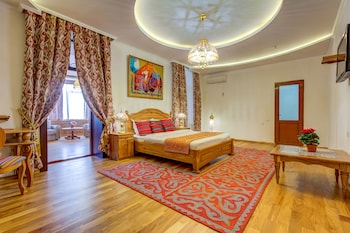 Picture of Navat Hotel in Bishkek