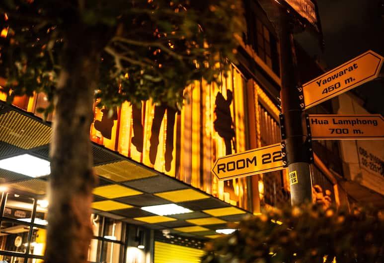 Room22, Bangkok, Exterior