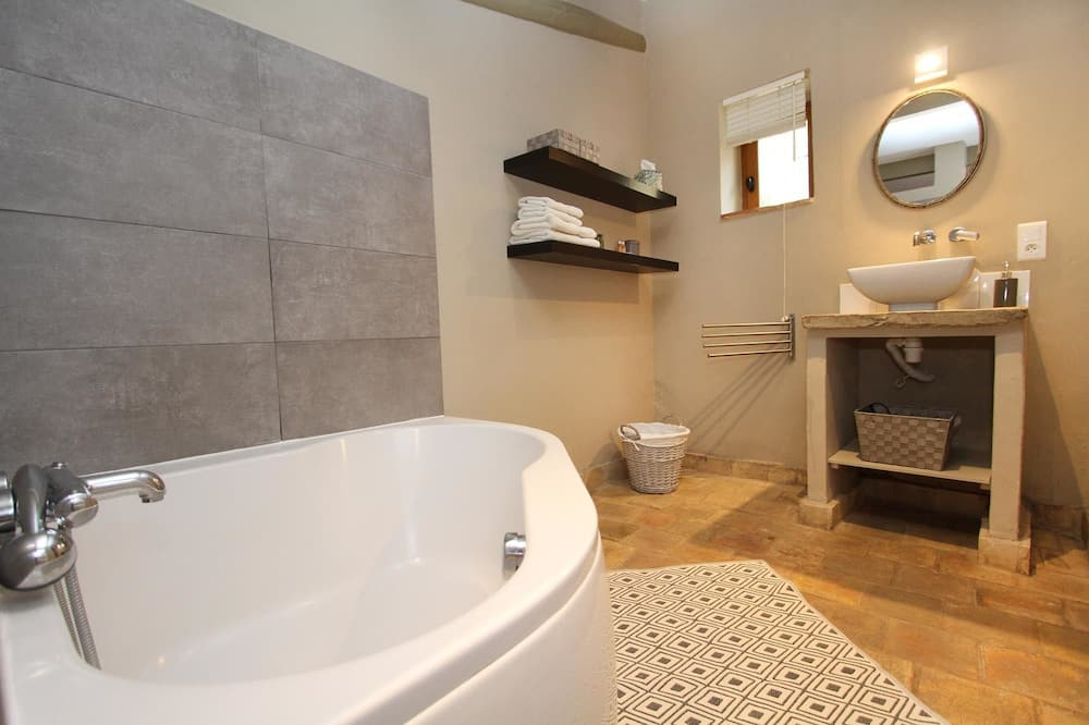 客房 (La Tuile de Simon) - 浴室
