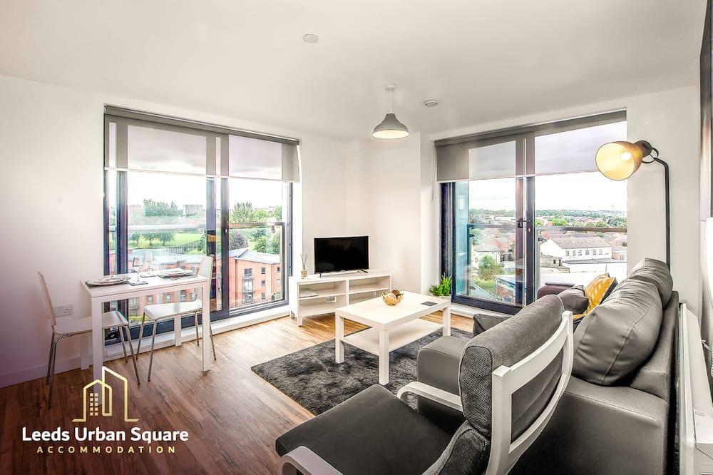 Apartment (904) - Ruang Tamu