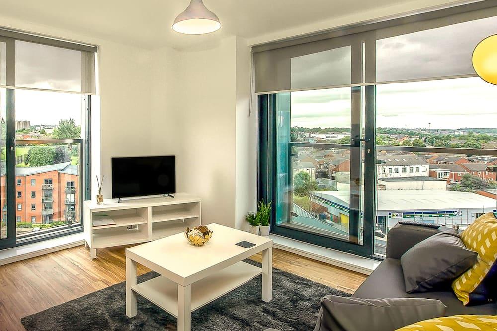 Apartment (903) - Ruang Tamu