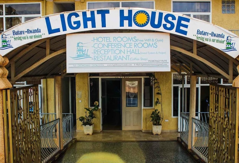 Light House Hotel, Butare