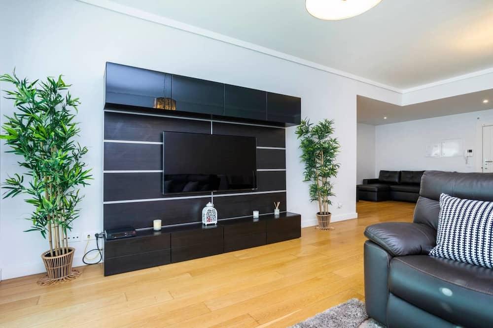 Leilighet (2 Bedrooms) - Stue