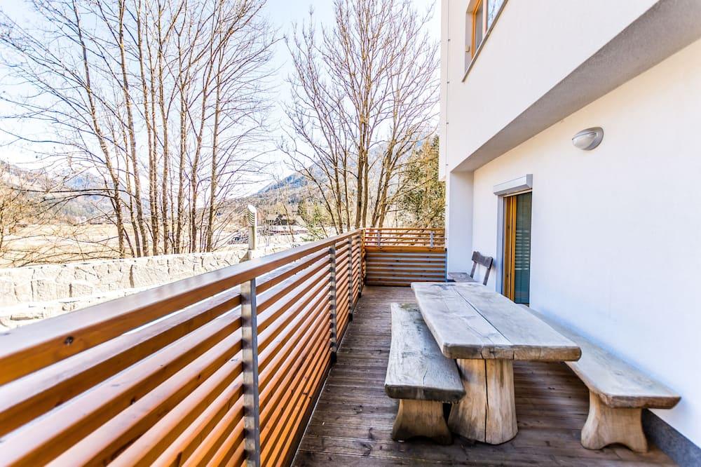 Apartamento Confort, planta baja - Terraza o patio