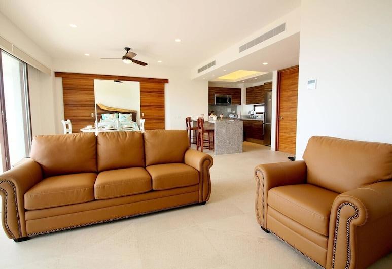 Delta I 601 Alamar - 1 Br Apts, Bucerías, Apartamento, 1 habitación, Sala de estar