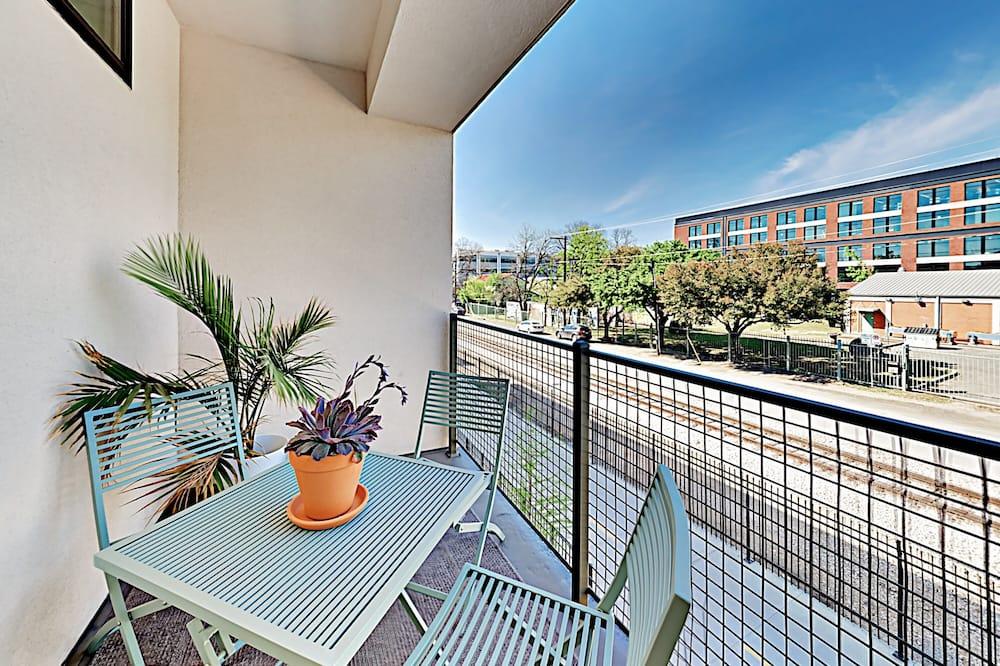 公寓客房, 2 間臥室 - 露台