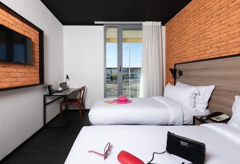 ONOMO Hotel Casablanca Airport, Nouaceur, Business-Zweibettzimmer, Balkon, Zimmer