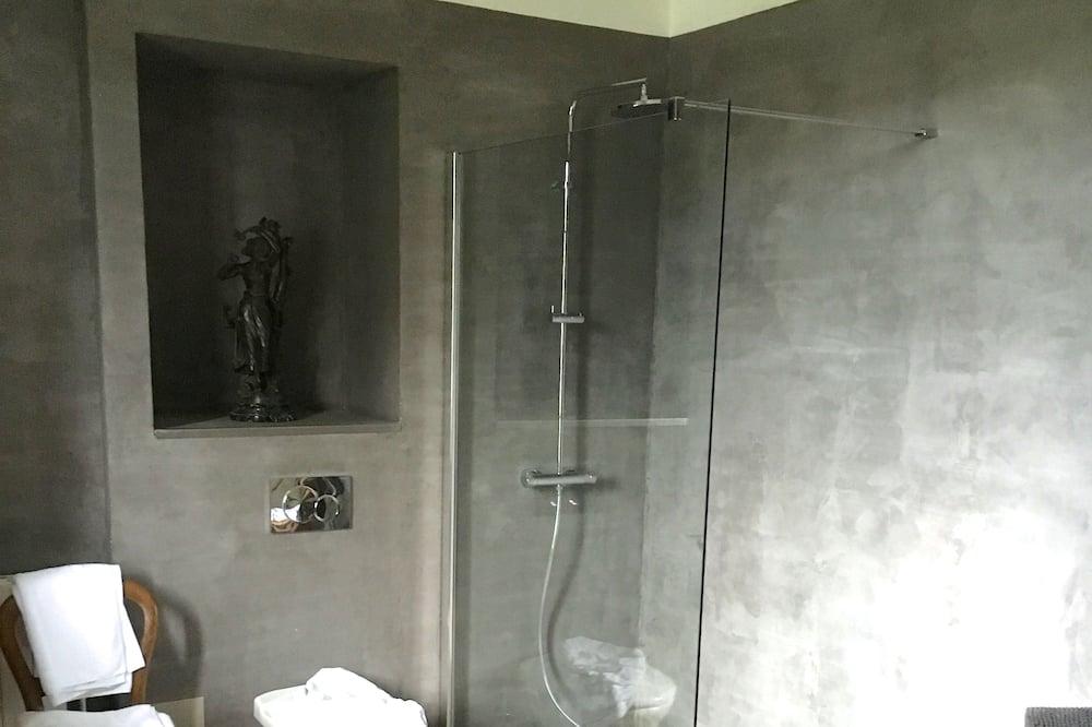 로맨틱 더블룸, 전용 욕실, 정원 전망 (La Chambre d'Adrienne) - 욕실