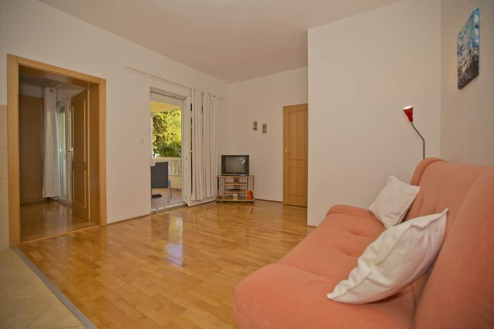 Superior Apartment, Sea View - Living Area