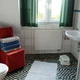 經典公寓, 私人浴室 (Seeräuberburg) - 浴室