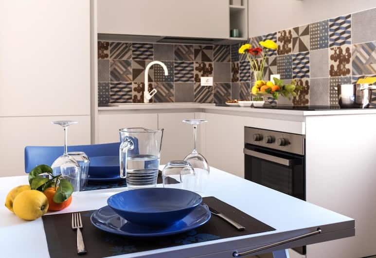 Residenza Nereo, Syracuse, Comfort Apartment, Private kitchen