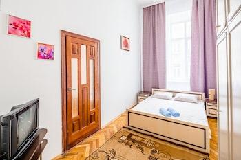 Fotografia do Apartament on Square Rynok near Vernissage em Lvov