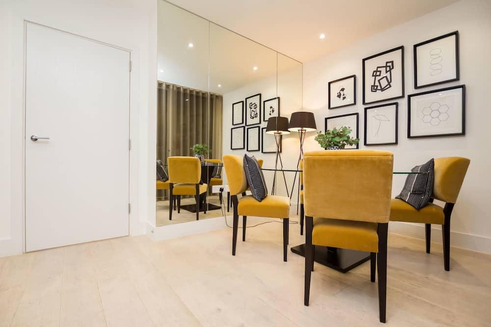 公寓, 2 間臥室, 廚房, 景觀 - 客房內用餐