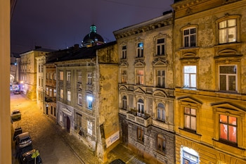 Fotografia do Three bedrooms on Square Rynok near Vernissage em Lvov