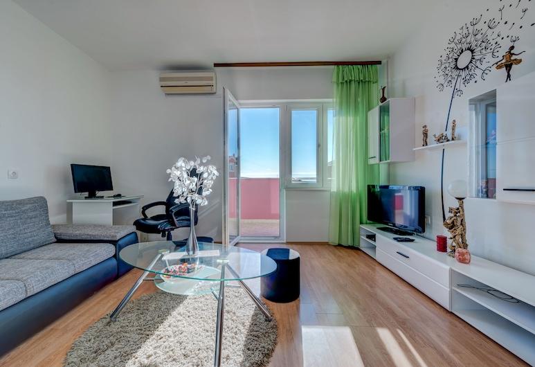 Apartment Marinely, Kastela, Familielejlighed - 3 soveværelser, Opholdsområde