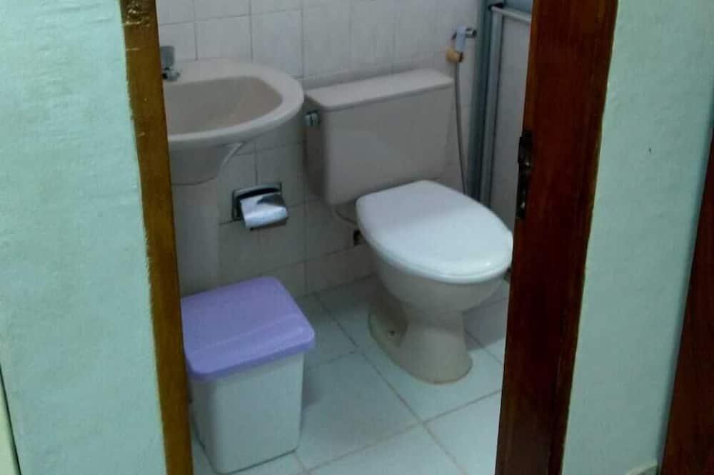 Одноместный номер базового типа, 1 односпальная кровать - Ванная комната