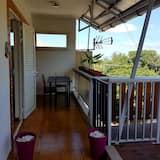Basic Apartment, Balcony, Partial Ocean View (Tortue) - Balcony
