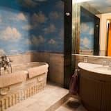 Dom typu Exclusive, 4 spálne, výhľad na záhradu - Kúpeľňa