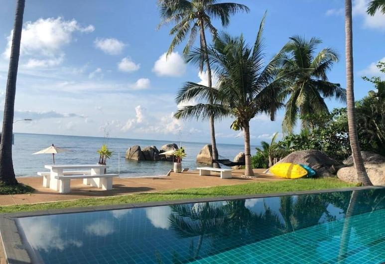 蘇梅洛克青年旅舍, 蘇梅島, 無邊際泳池