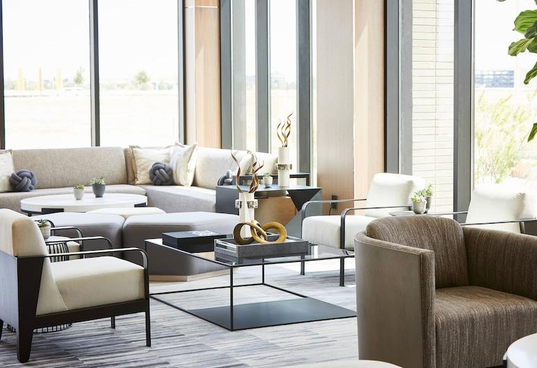 AC Hotel by Marriott Dallas Frisco, Frisco, Sala de Estar do Lobby