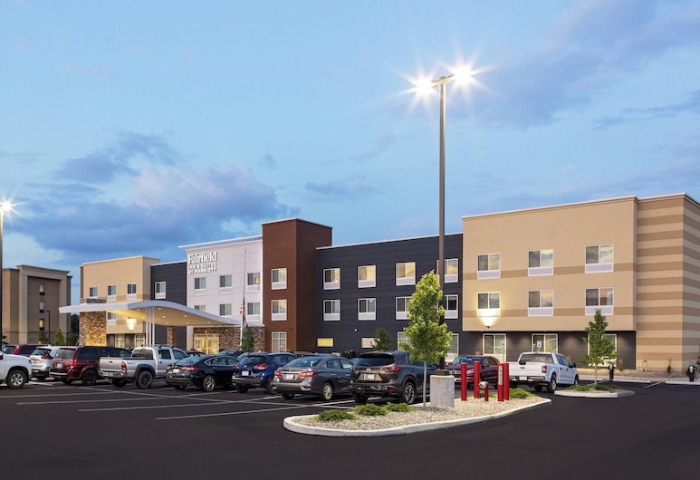 Fairfield Inn & Suites by Marriott Indianapolis Greenfield, Greenfield