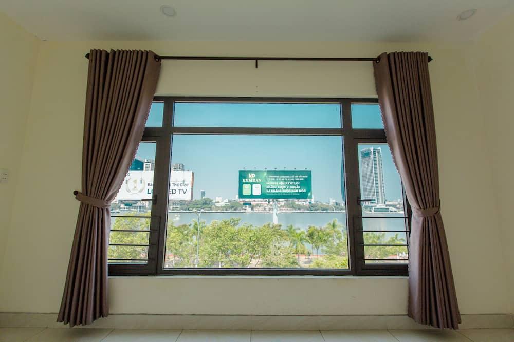 Deluxe-rum - utsikt mot floden (VIP) - Balkong